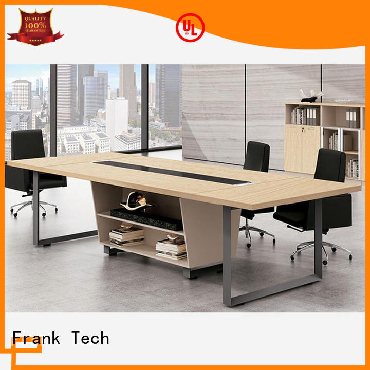 hot-sale modern meeting table for airport Frank Tech