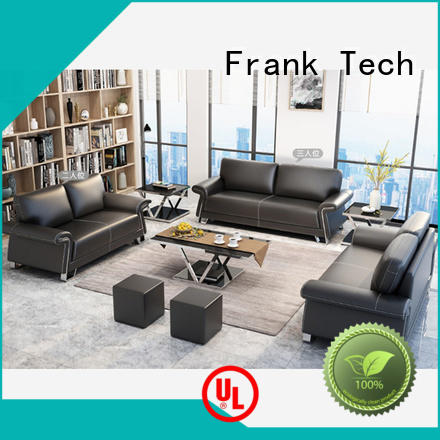 modern leather office couch synthetic Frank Tech