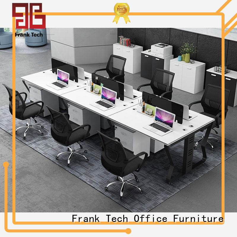 Frank Tech staff office partitions Aluminum Base for office