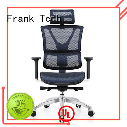 back ergonomic office chair multifunctional for bank Frank Tech