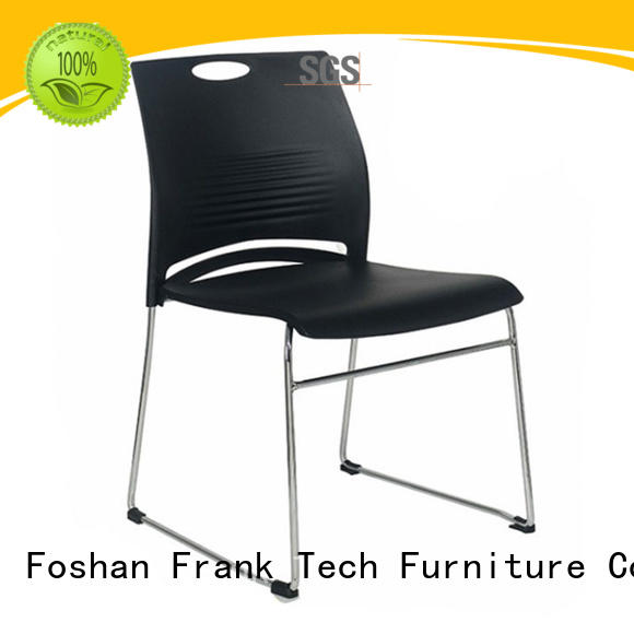 training chair with writing pad armless Frank Tech