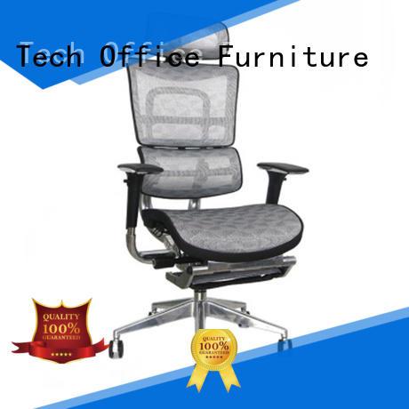 flexible ergonomic office chair ergonomic bulk production for school