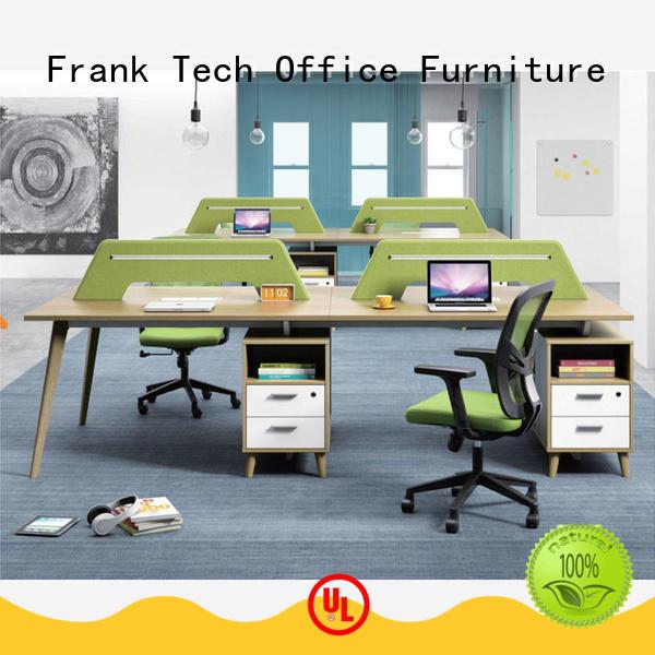 high end workstation furniture desk Aluminum Base for airport