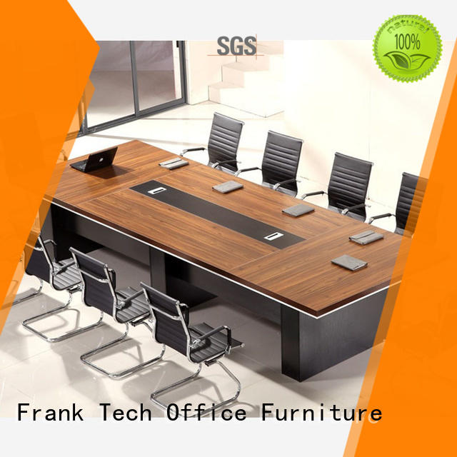 Frank Tech newly conference office table free design for bank