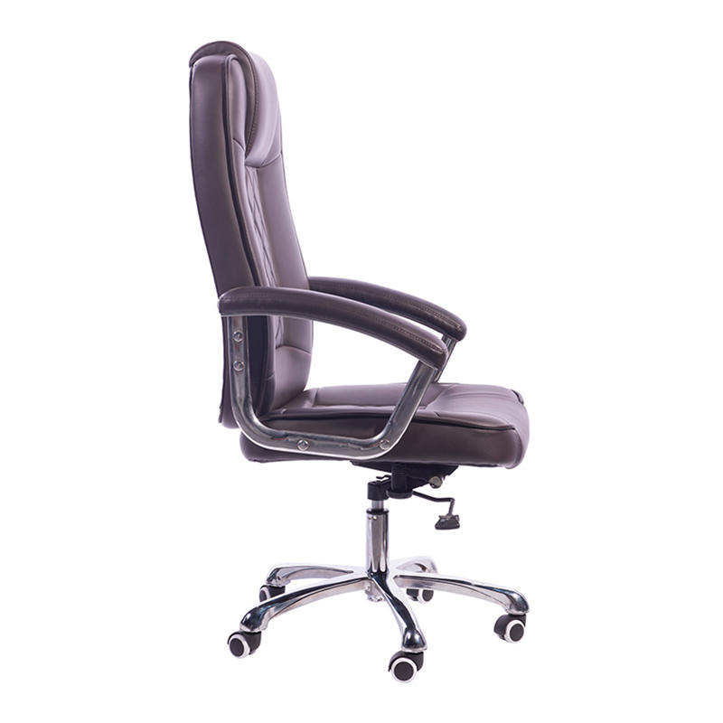 Frank Tech swivel modern leather chair China Factory-3