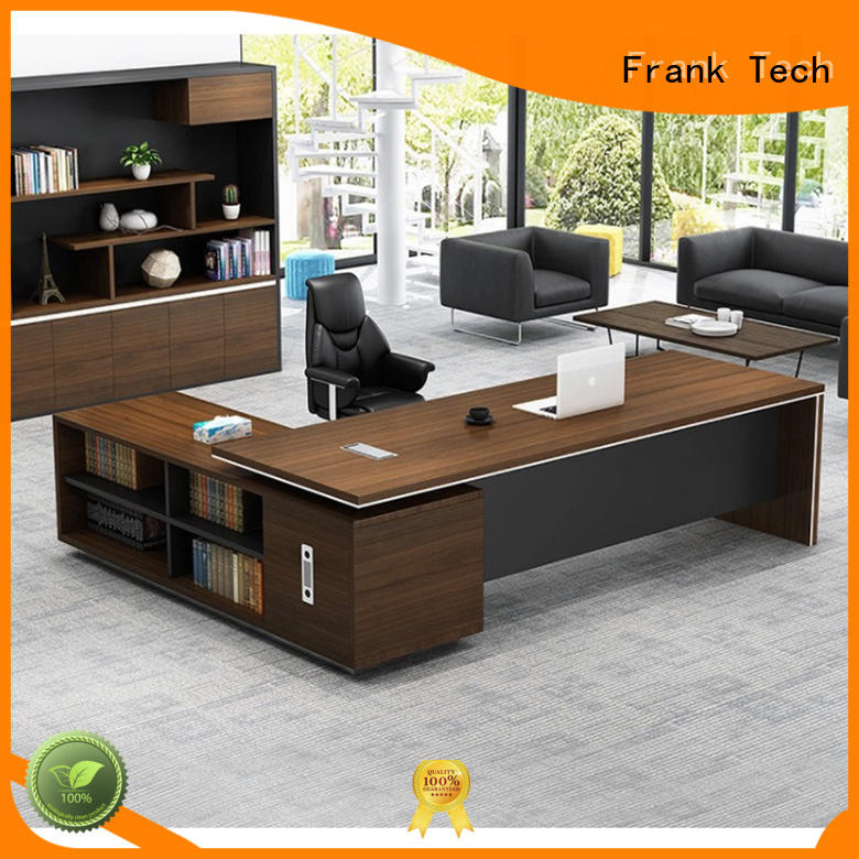 Frank Tech new-arrival modern office desk from manufacturer for airport