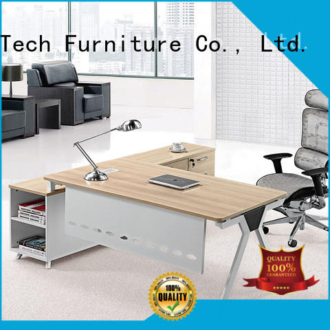 modern office desk work Frank Tech