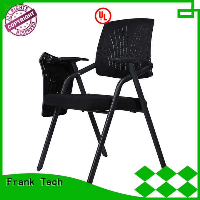 superior training chair with writing pad free design for school Frank Tech