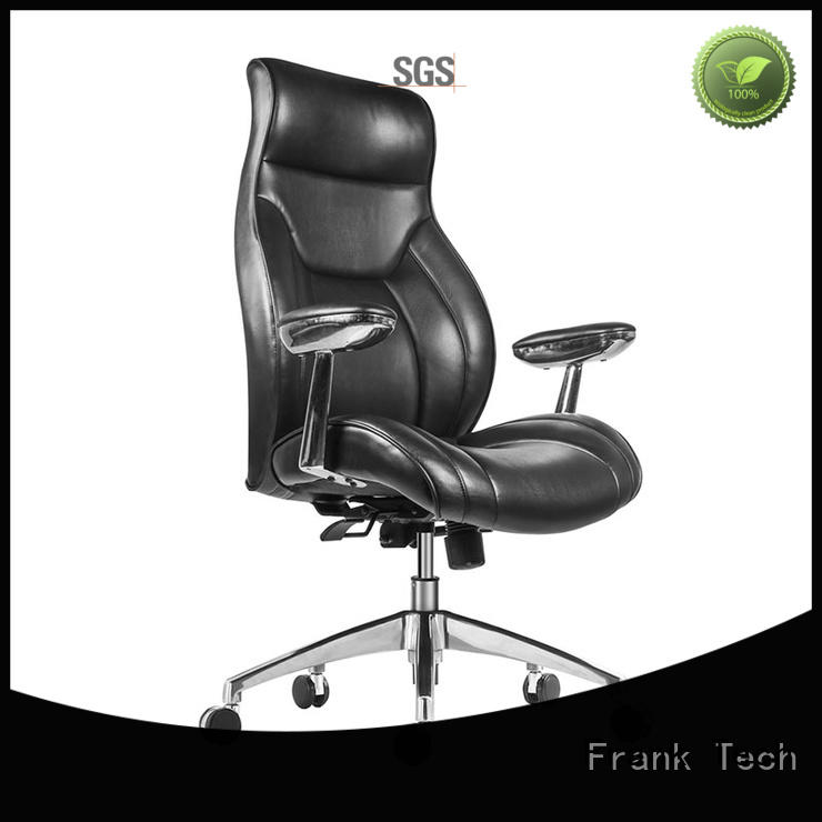 quality high back executive office chair by Chinese manufaturer for hotel