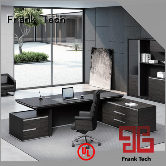 Frank Tech executive executive office table from manufacturer for hotel