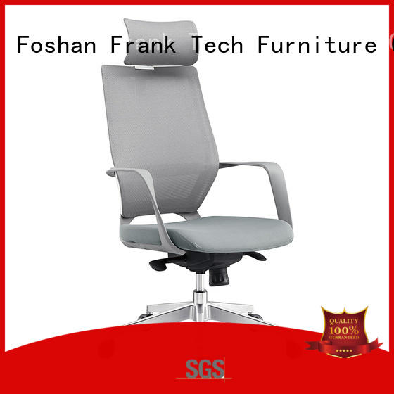 Frank Tech Commercial Furniture Office Mesh Chair Modern High Back Chair