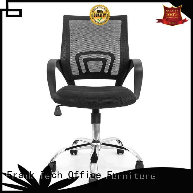 Frank Tech adjustable design wooden office chair bulk production for hospital