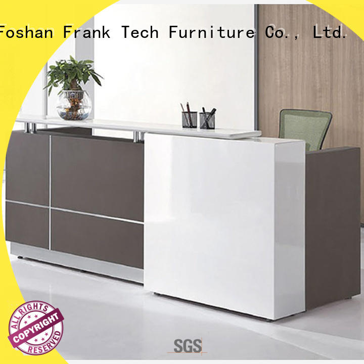 modern designs office reception furniture tables open space workstation for hospital