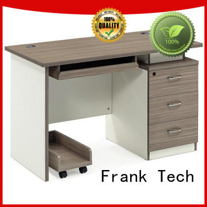 Frank Tech modern office table price by Chinese manufaturer for airport