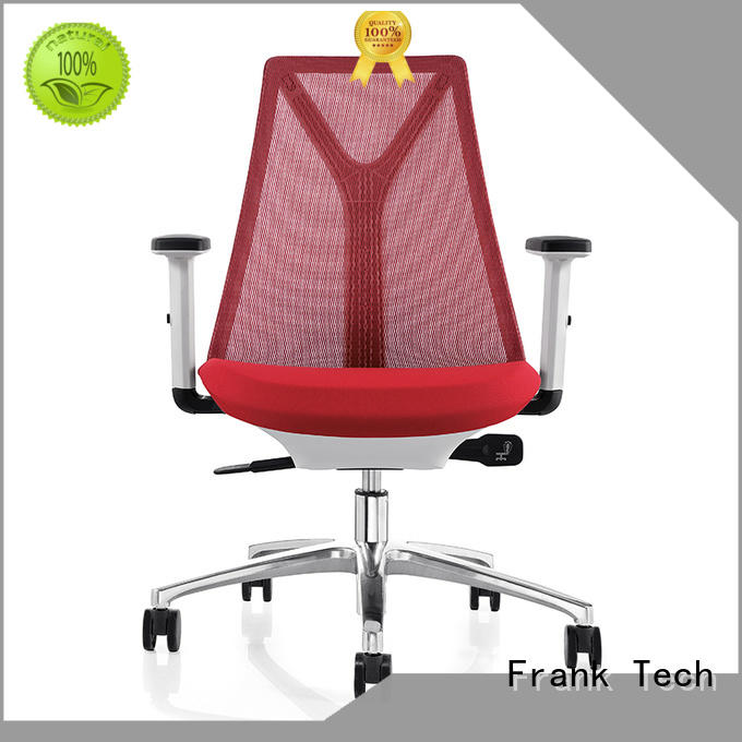 Frank Tech comfortable ergonomic chairs with resists stains for school