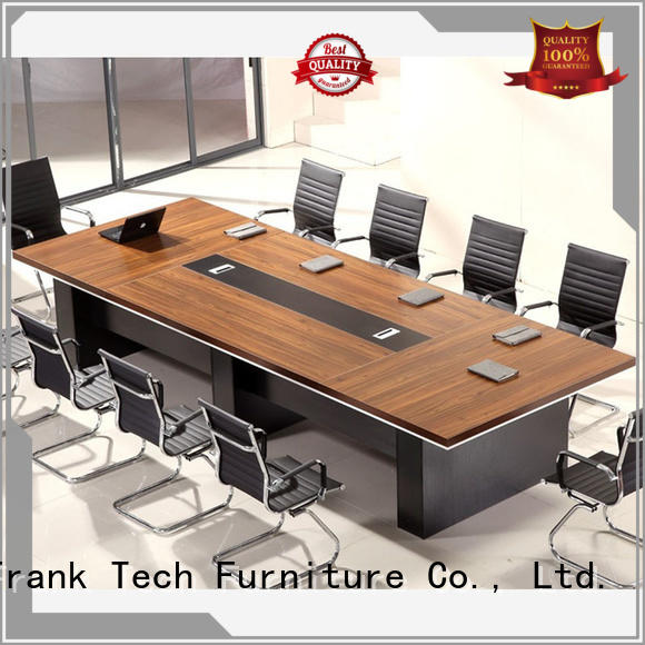 Frank Tech quality meeting room table from manufacturer for school