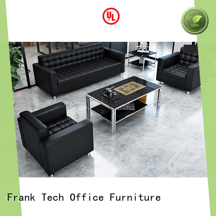 Frank Tech design office couches Aluminum Base