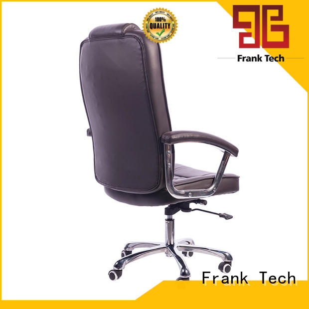 Frank Tech executive leather desk chair long-term-use for home