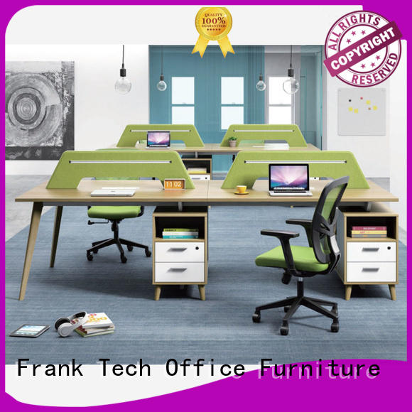 Frank Tech modern designs office partitions in various Combination for bank