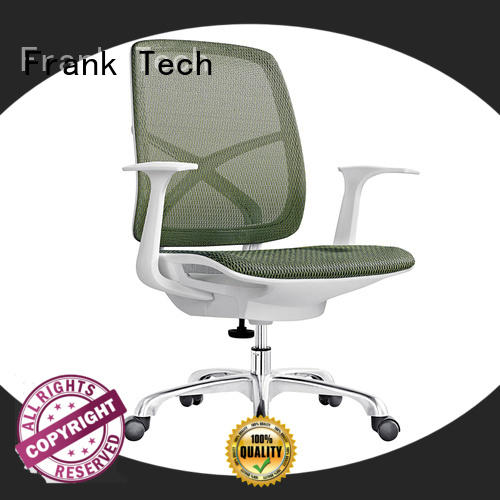 shape ergonomic chairs with resists scratches for hotel Frank Tech