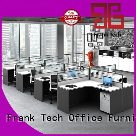 modular office workstations wooden for home Frank Tech