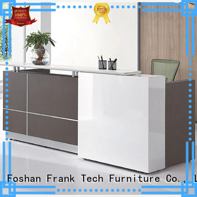 Frank Tech dierct office reception furniture call center workstation for office