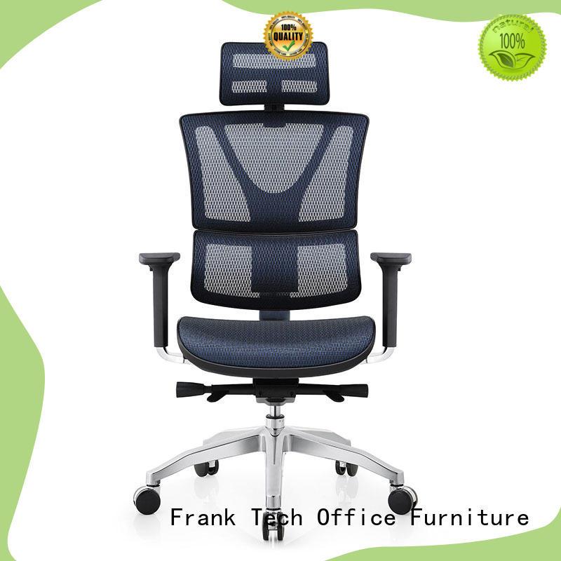 custom design high back ergonomic chair bulk production for bank