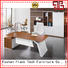 Frank Tech wooden office table at discount for home