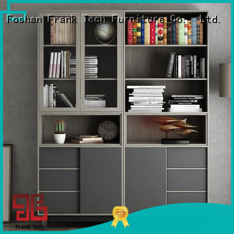 Frank Tech hot-sale wood file cabinet at discount for bank