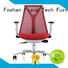 MultiColor high back ergonomic office chair bulk production for hotel Frank Tech