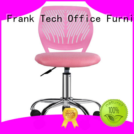high class fabric training chair with writing pad factory price for home Frank Tech
