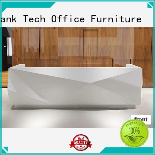 new design office reception table aluminum modular cubicles for office
