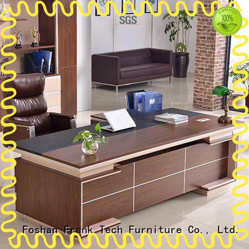 Frank Tech ceo executive office table bulk production