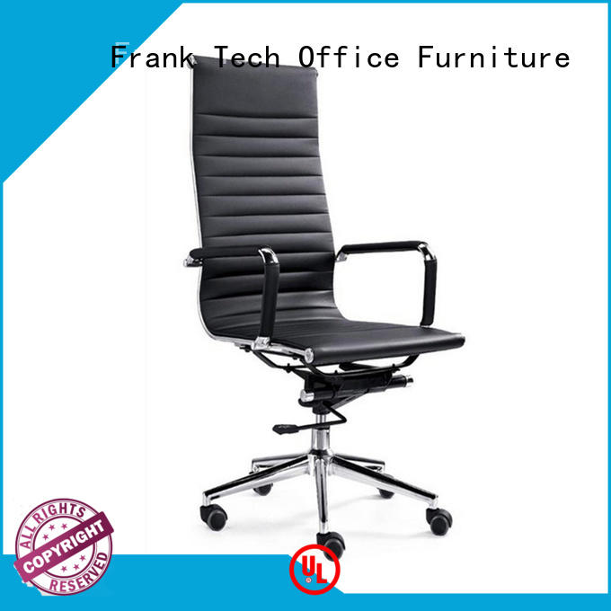 office leather office chair China Factory for school Frank Tech