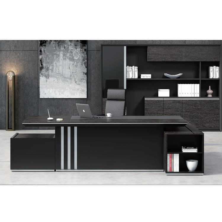Frank Tech executive executive office table from manufacturer for hotel-2