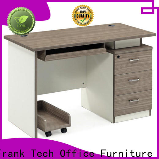 Frank Tech modern computer desk free design for school