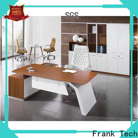 Frank Tech high end wood office desk order now