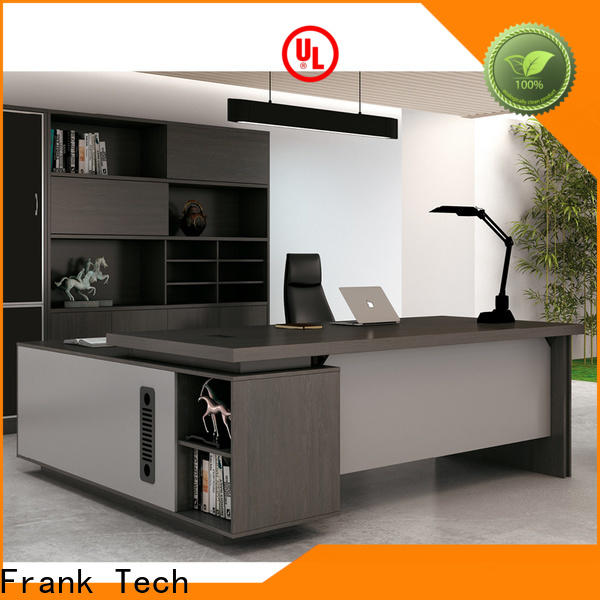 Frank Tech return home office desk furniture bulk production for airport