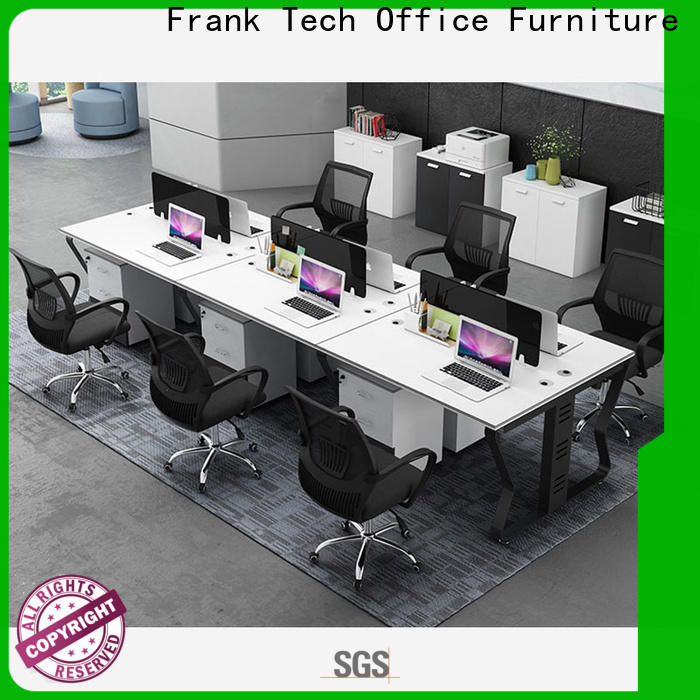 Frank Tech low cost workstation furniture Aluminum Base for office