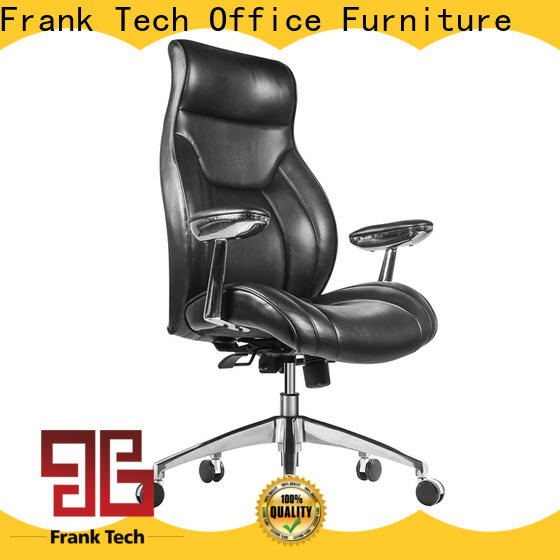Frank Tech first-rate leather executive chair China Factory for box