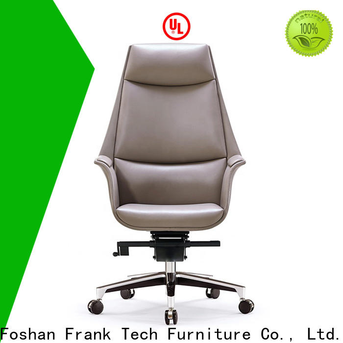 Frank Tech mordern leather desk chair order now for bank