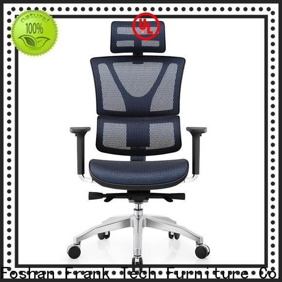 Frank Tech affordable ergonomic desk chairs bulk production for bank