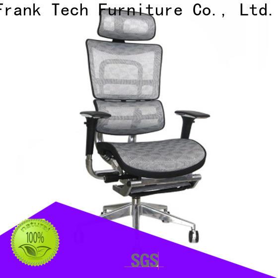 MultiColor ergonomic desk chairs adjustable bulk production for hotel