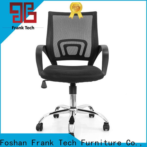 Frank Tech adjustable design office chair price bulk production