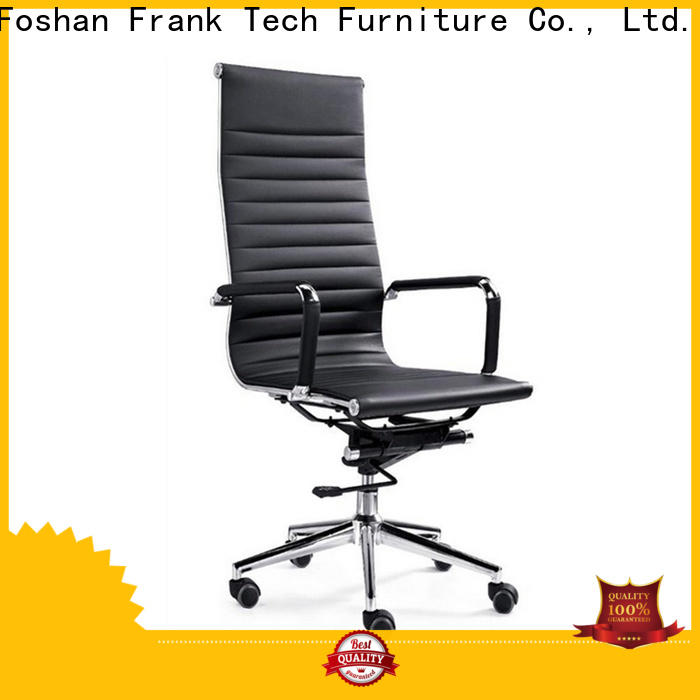 leather desk chair frame China Factory for school