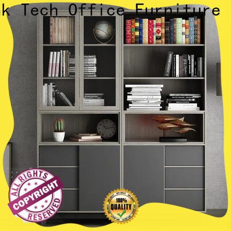 Frank Tech wood file cabinet at discount for school