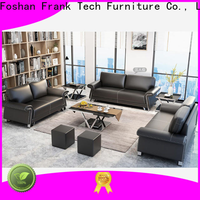Frank Tech quality office furniture sofa Aluminum Base