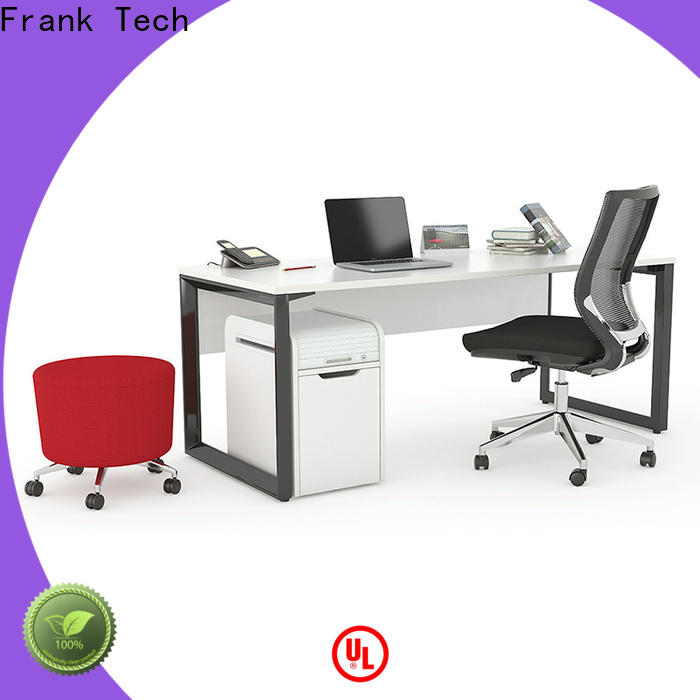 Frank Tech executive wood office desk free quote for hospital